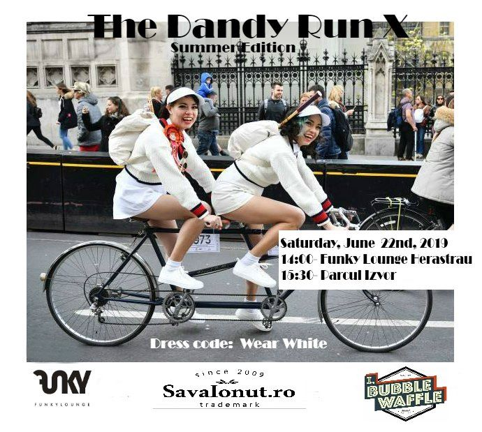 Pedalam Cu Stil: The Dandy Run X, Summer Edition – Sava Ionut